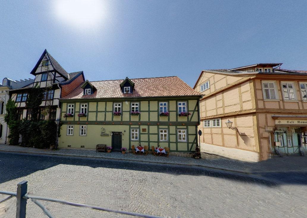 Frontansicht-Hotel-Domschatz-Quedlinburg