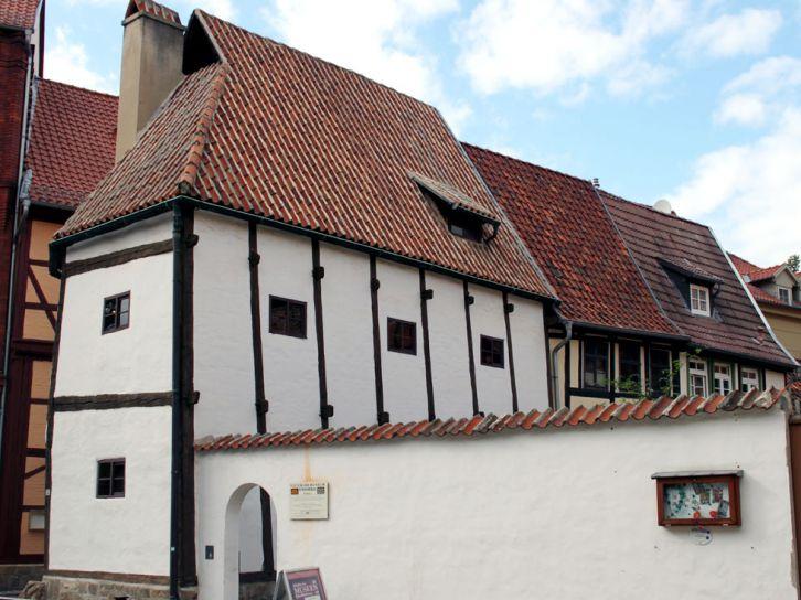 Fachwerkmuseum-Staenderbau-Quedlinburg