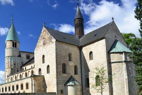 Stiftskirche-St.-Cyriakus-Gernrode