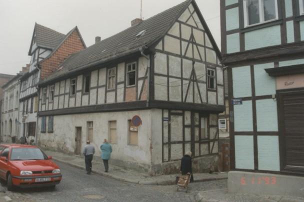 House Mühlenstraße 20 before...