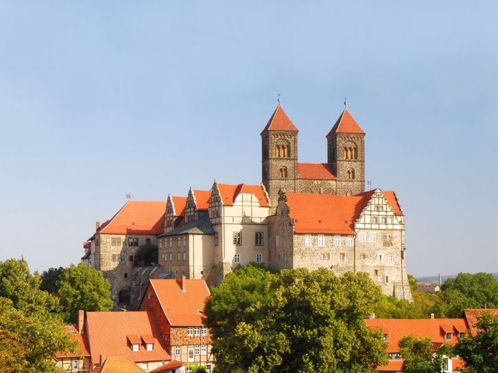 Stiftskirche-St.-Servatius-Quedlinburg