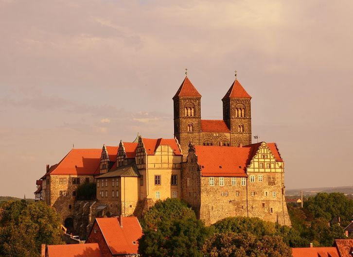 Stiftskirche St. Servatius mit Domschatz Quedlinburg