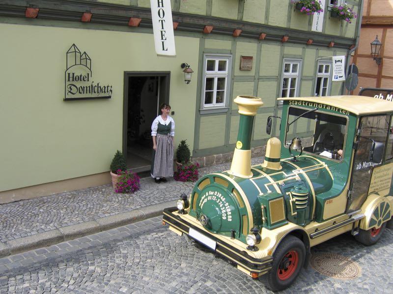 Hotel-Quedlinburg-Anreise