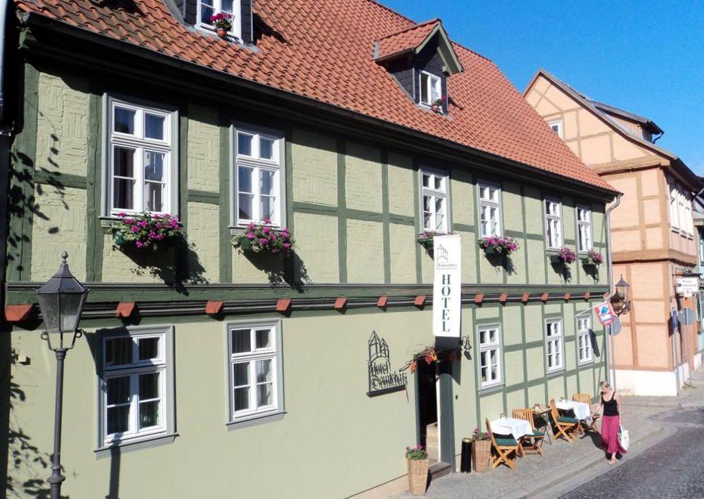 Hotel-Quedlinburg-Aussenansicht