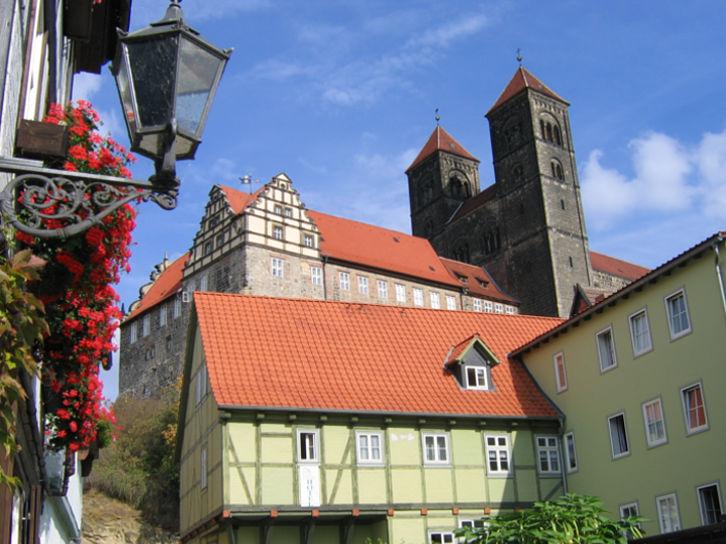 Hotel-Quedlinburg-Lage
