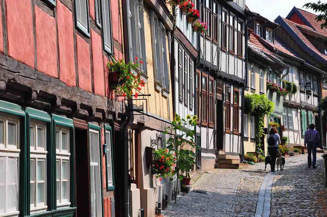 quedlinburg-fachwerk